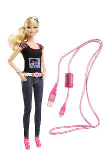 BARBIE Photo fashion camera