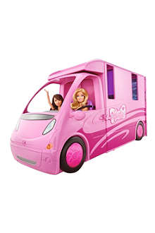 BARBIE RV Camper van
