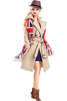 BARBIE Dolls of the World Barbie United Kingdom doll