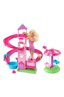 BARBIE Pet Driver playset