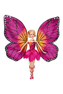 BARBIE Mariposa and the Fairy Princess Mariposa doll