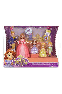 DISNEY PRINCESS Disney Princess Sofia family pack