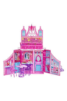 BARBIE Mariposa and the Fairy Princess Castle play set