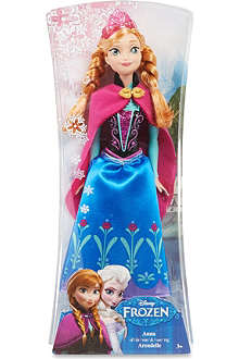 FROZEN Princesss Anna doll