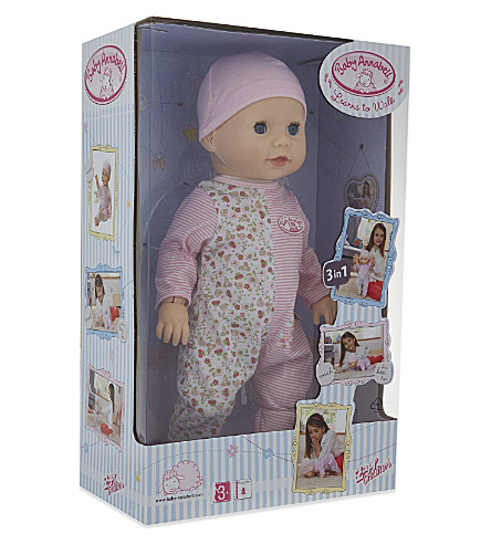 BABY ANNABELL Baby Annabell® learns to walk