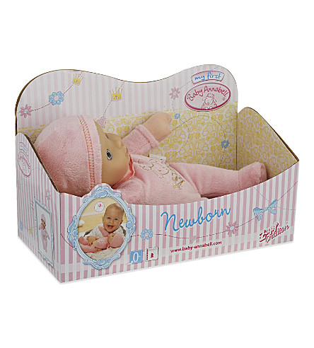 BABY ANNABELL My First Baby Annabell® Newborn