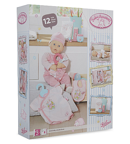 BABY ANNABELL Baby Annabell® Special Care Set