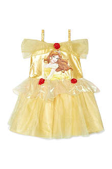 DISNEY PRINCESS Belle ballerina dress 7-8 years