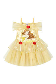 DISNEY PRINCESS Belle ballerina dress S
