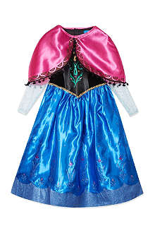 DISNEY PRINCESS Deluxe Anna dress