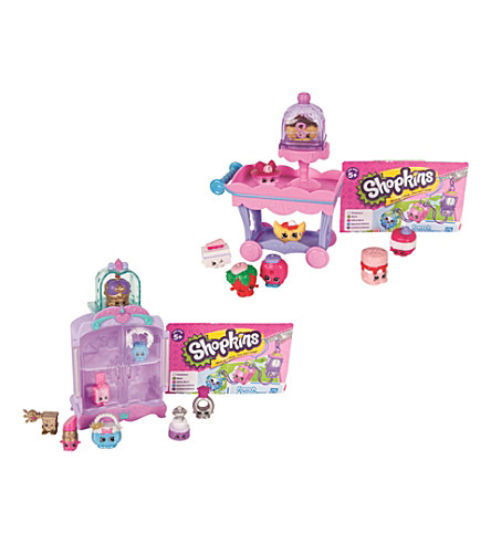 SHOPKINS Shopkins Deluxe pack