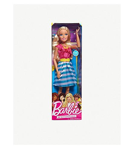 BARBIE fashion friend doll