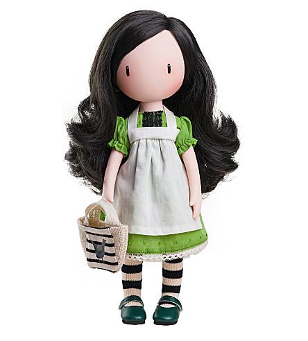 GORJUSS DOLLS On Top Of The World doll