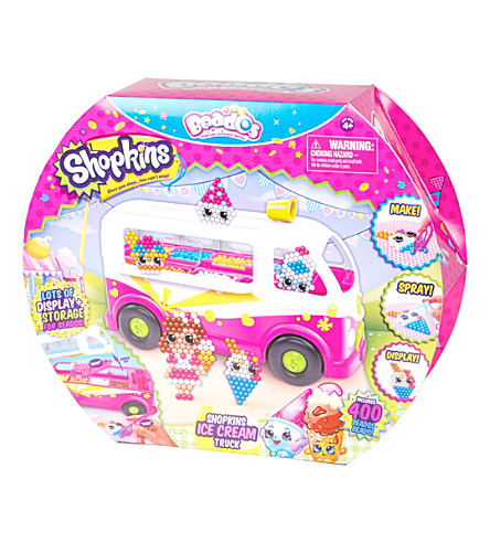SHOPKINS Shopkins ice-cream van playset