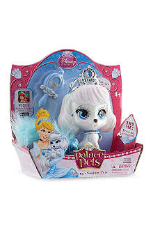 DISNEY PRINCESS Talking Pets Pumpkin toy