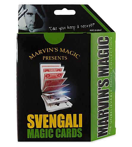 MARVINS MAGIC Svengali 魔法卡