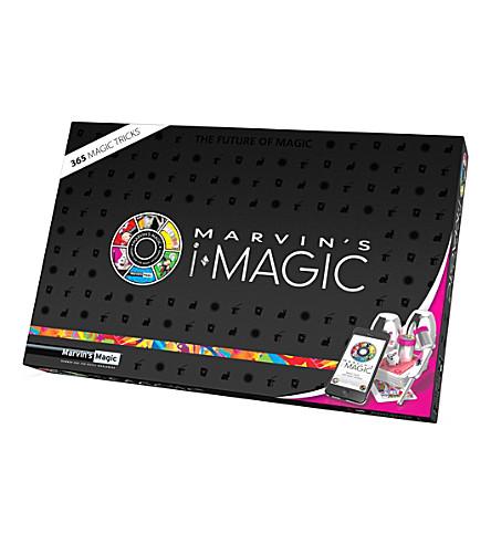 MARVINS MAGIC iMagic box set