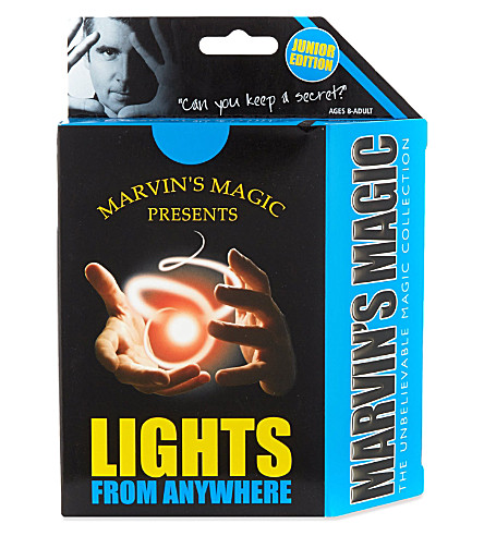 MARVINS MAGIC Lights From Anywhere Junior magic trick
