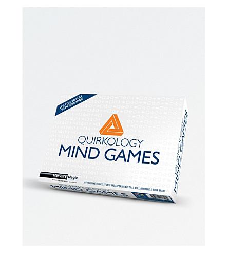MARVINS MAGIC Quirkology 心理游戏套装