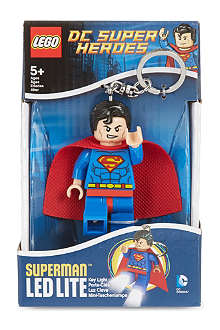 LEGO Superman LED light