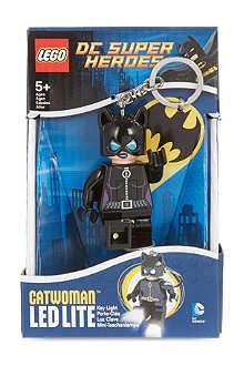 LEGO Catwoman keylight