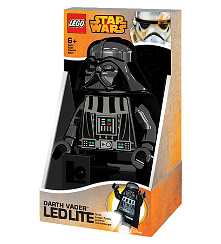 LEGO Darth Vader LED torch