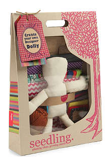 SEEDLINGS Create your own designer dolly