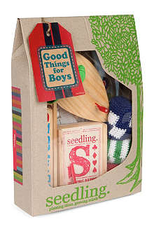 SEEDLINGS Good Things For Boys kit