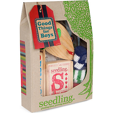SEEDLING Good Things For Boys kit
