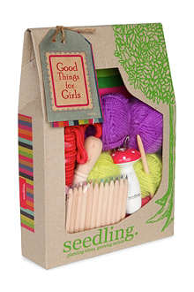 SEEDLING Good Things For Girls kit
