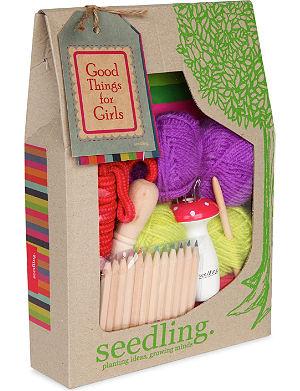 SEEDLING Good Things For Girls kit