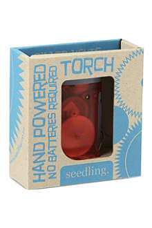 SEEDLING Hand powered torch