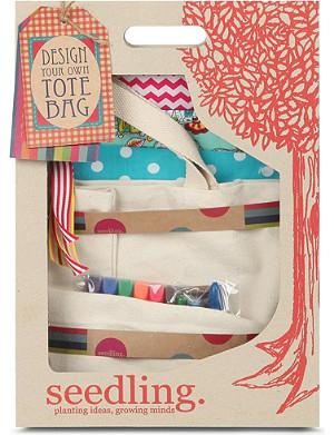 SEEDLING Denim Lovers Tote Bag making kit