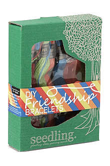 SEEDLING DIY friendship bracelets