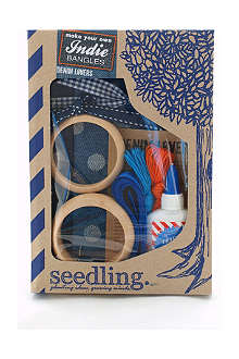 SEEDLING Denim Indie Bangles making kit