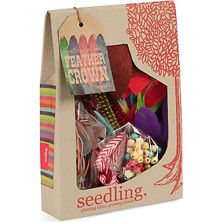 SEEDLING Create your own Indian headress