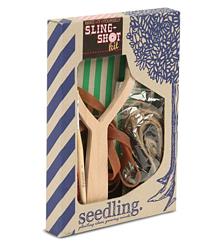 SEEDLING Make it yourself slingshot kit