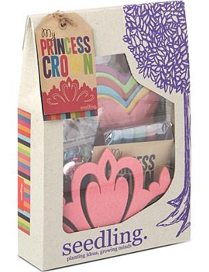 SEEDLING Princess Crown set