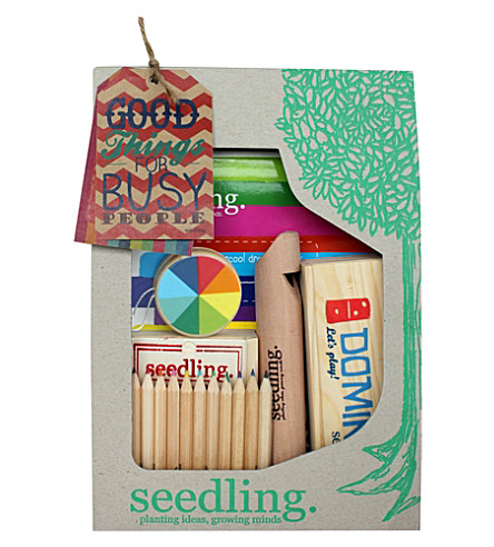 SEEDLING Good things for busy people activity set