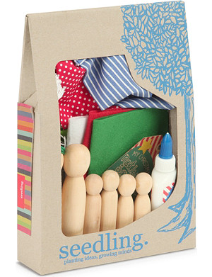 SEEDLING Create your own nativity scene