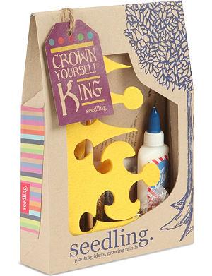 SEEDLING Crown yourself king