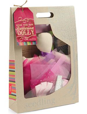 SEEDLING Make your own ballerina dolly