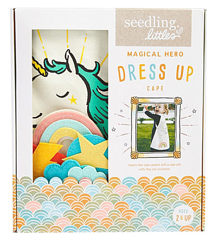 DRESS UP Magical hero dress up cape costume kit
