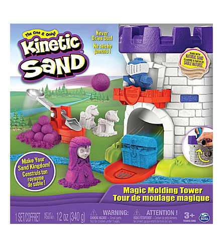 KINETIC SAND Kinetic sand magic moulding tower