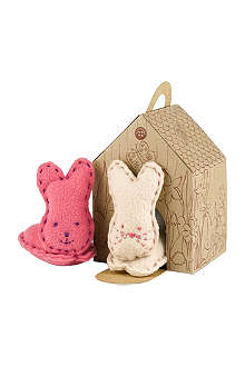BUTTONBAG Bunny Hutch sewing kit