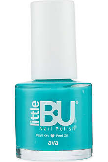 LITTLE BU Ava peel off nail polish
