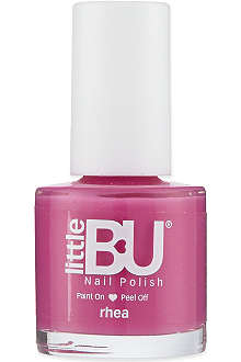 LITTLE BU Rhea peel off nail polish