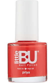 LITTLE BU Priya peel off nail polish