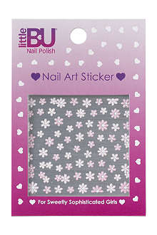 LITTLE BU Blossom nail art stickers
