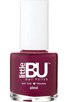 LITTLE BU PRODUCTIONS Alexi nail polish